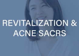 revitalization & acne scars